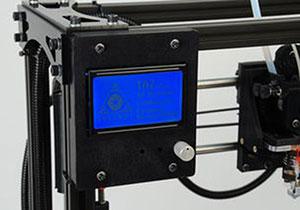 lcd screen TAZ-2 3d printer