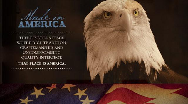 Made in America Eagle