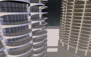 Marina City ArchDaily Architecture