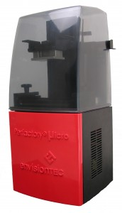 micro ortho 3D Printer Envisiontec