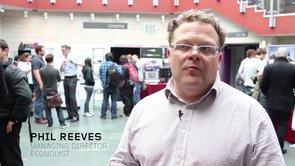 Phil Reeves, Managing Director at Econolyst Ltd