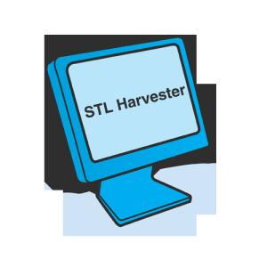 stl harvester ProtoCow