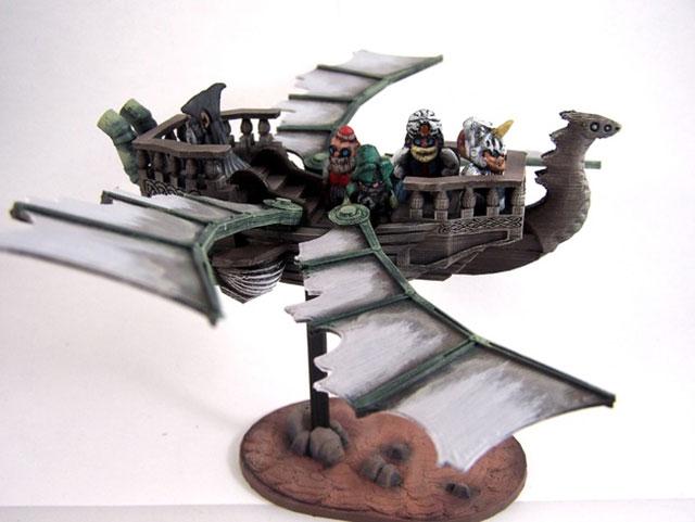 Winged Dragon Thingiverse