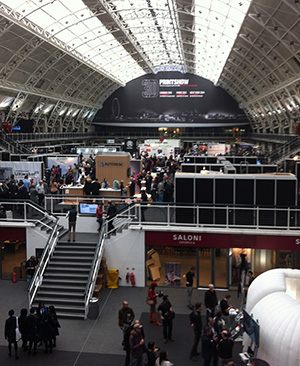 3 floored venue The Business Design Centre 3D Printshow London