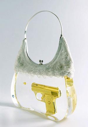 3D Printed Handbag Ted Noten