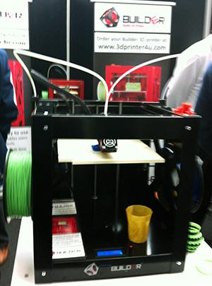 3D Builder 3D Printer