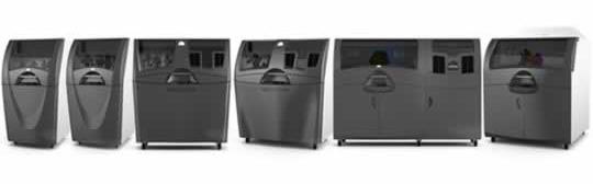 3d systems projet range