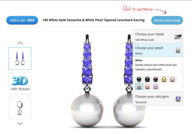 American Pearl Customize