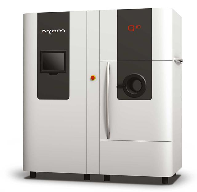 Arcam Q10 3D Printer