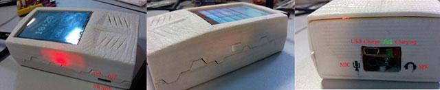 ArduinoPhone 3D Printed