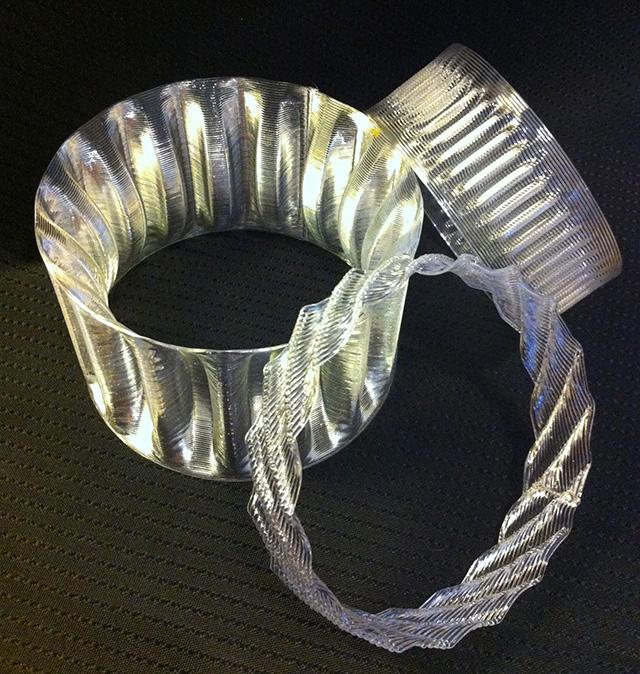 Bracelets 3D Printed KAADEE