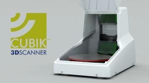 Cubik 3D Scanner