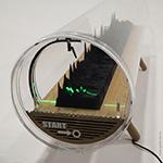 Gilles Azzaro Obama Speech 3D Printed