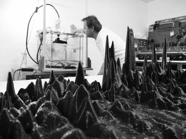 Gilles Azzaro 3D Printing