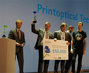 LUXeXcel award Dutch innovation