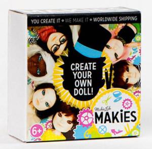 Makie 3D Printed