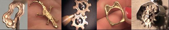 Mini Metal Maker 3D Printed