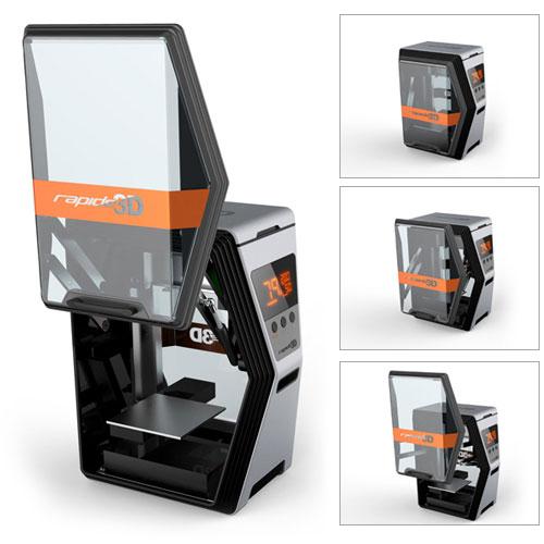 Rapide One 3D Printer