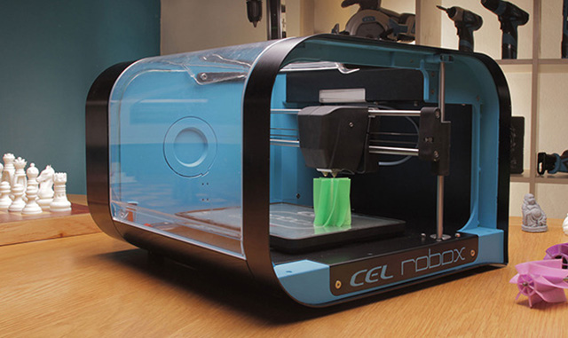 Robox 3D Printer Kickstarter