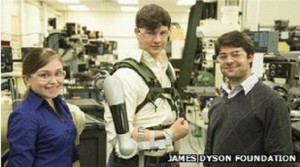 Titan Arm 3D Printed James Dyson Foundation