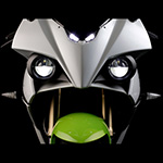 The Energica Ego Electric Motorcycle 3D Printing Prototype