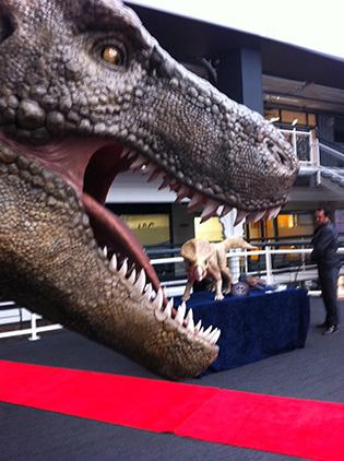 Tyrannasaurus 3D Printed 3D Printshow