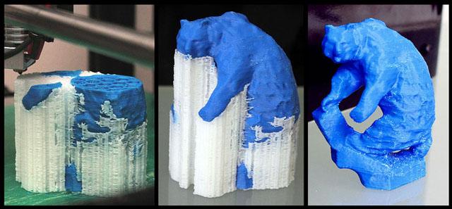 Bear 3D Print Helix