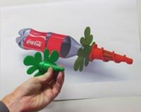 Coke bottle adapter
