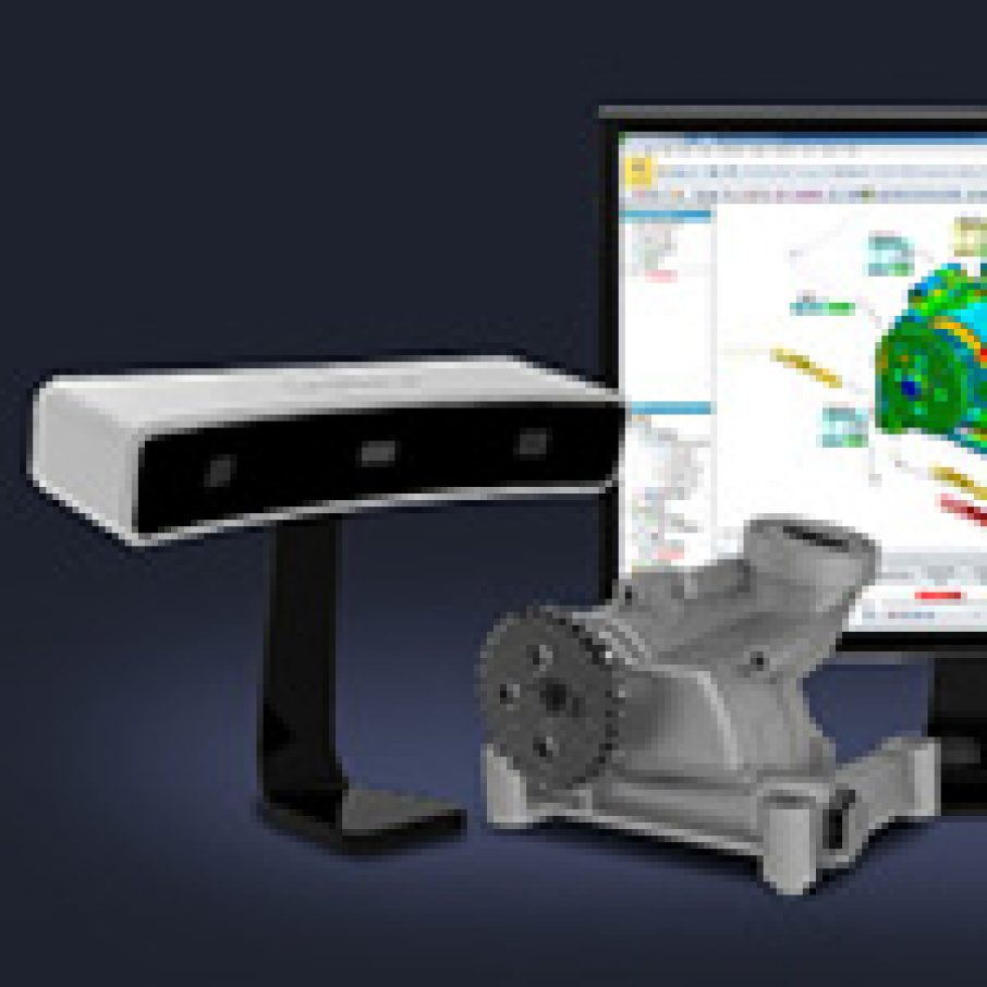 The Geomagic Capture: 3D Systems' Industrial-Grade 3D