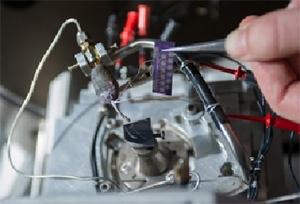 heated capillary micro-nozzle