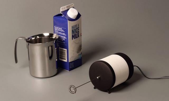 latte mixer Open E-Components