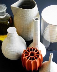 Peddler Unfold 3D printed ceramics