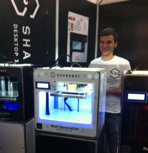 Sharebot 3D Printer 3D Printshow