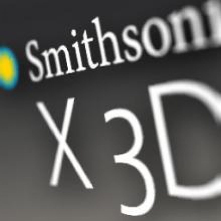 Smithsonian 3D Scans