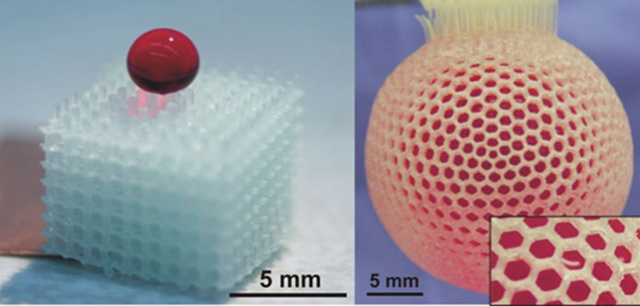 sphere and cube 3D Printing