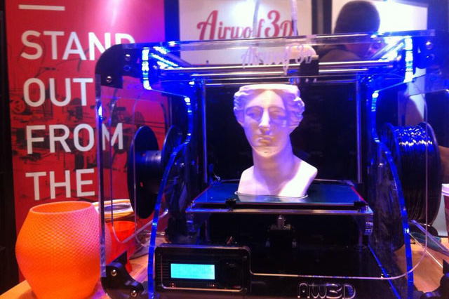 Venus Airwolf 3D Printer