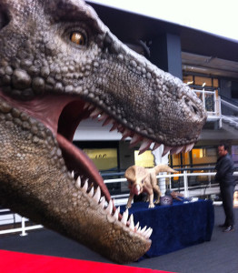 3D Printed Tyrannosaurus Rex