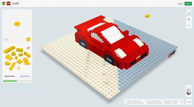 Easy 3d google build with chrome 3d printing industry - Google chrome 3d home design app ...