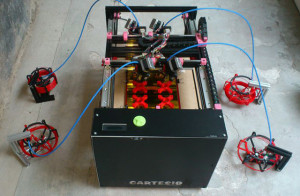 CartesioLDMP mass production 3Dprinter