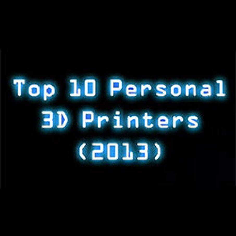 Christopher Barnatt 3D Printers