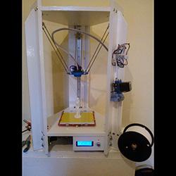 Delta Trix 3D Printer