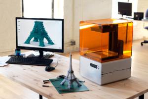Form 1 3D Printer Formlabs