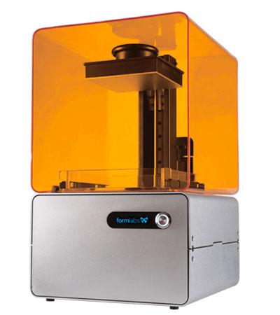 Form1 3D Printer Formlabs