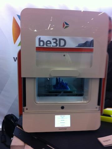 DeeOrange 3D Printer be3D