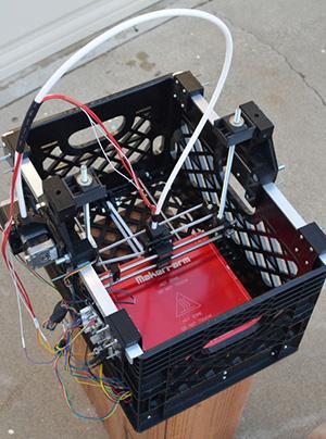 MilkRap 3D Printer