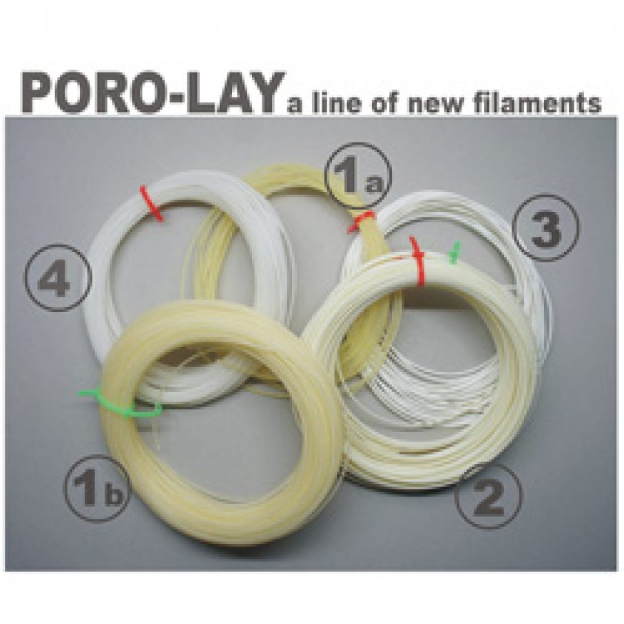 Poro-Lay Filament overview