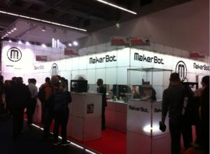 MakerBot EuroMold 2013