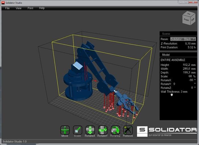 Solidator Studio 3D Printing