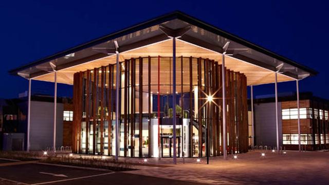 The Bristol Bath Science Park