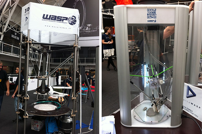 Wasp 3D Printer